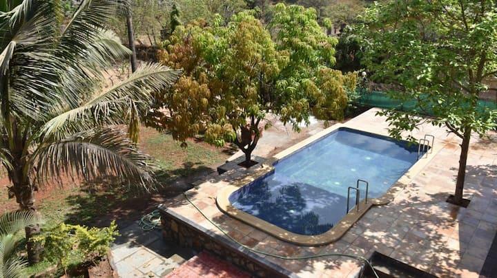 HAVE Villa TU4 - Huge Villa..Pvt Pool.Lonavala