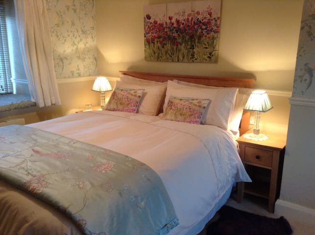 Old Pottery Barn B&B - Whernside Room - Bentham