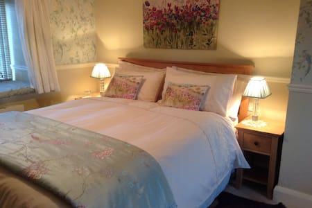 Old Pottery Barn B&B - Whernside Room - Bentham - Pousada