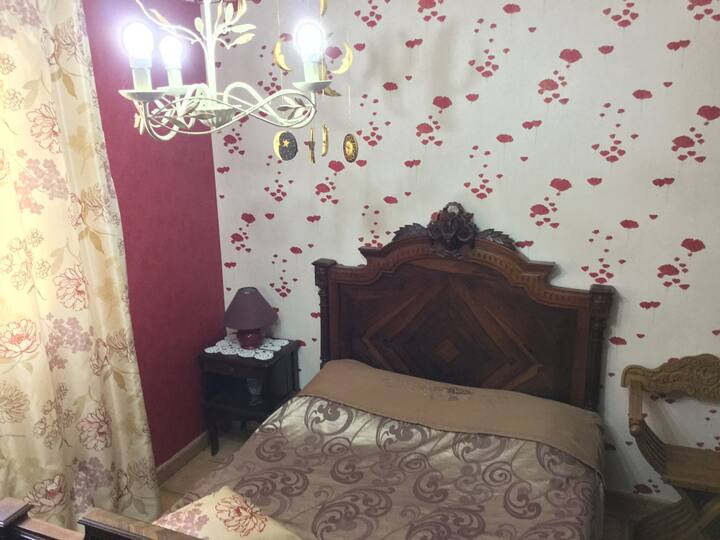 Coquette chambre privée
