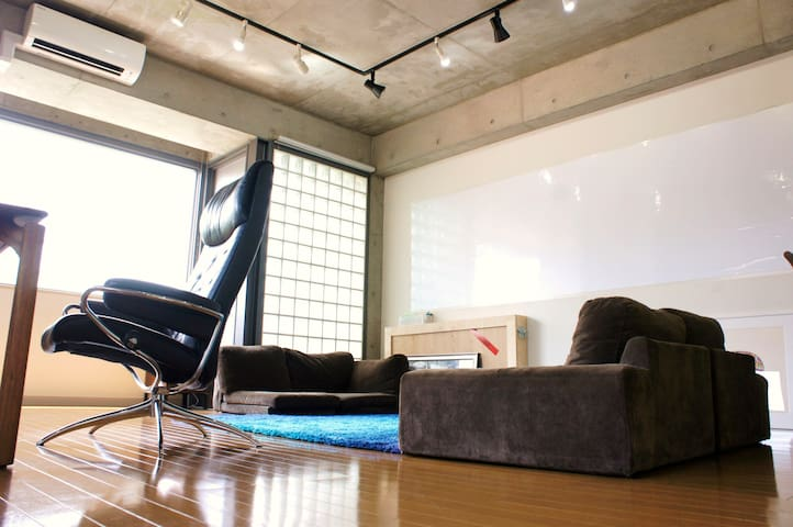 Cozy stylish room in Shibuya渋谷,原宿&MAX 6+Free Wifi