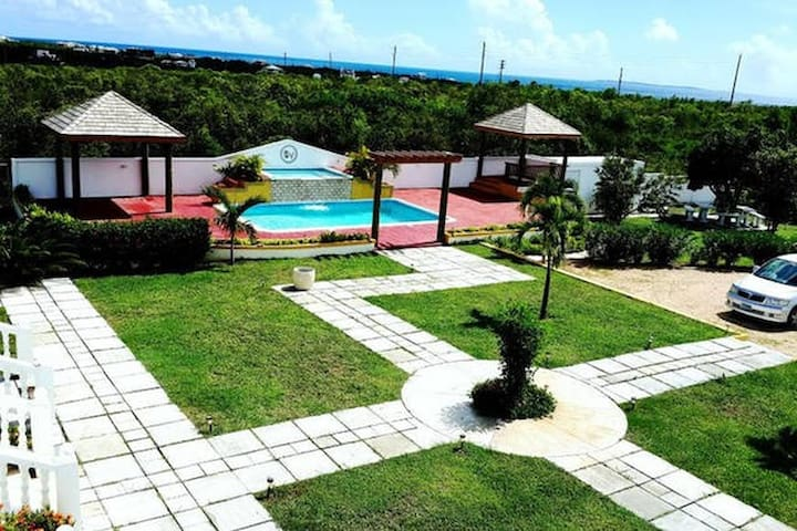 Luxurious 4 bdrm Villa - Anguilla - South Hill Village - Villa