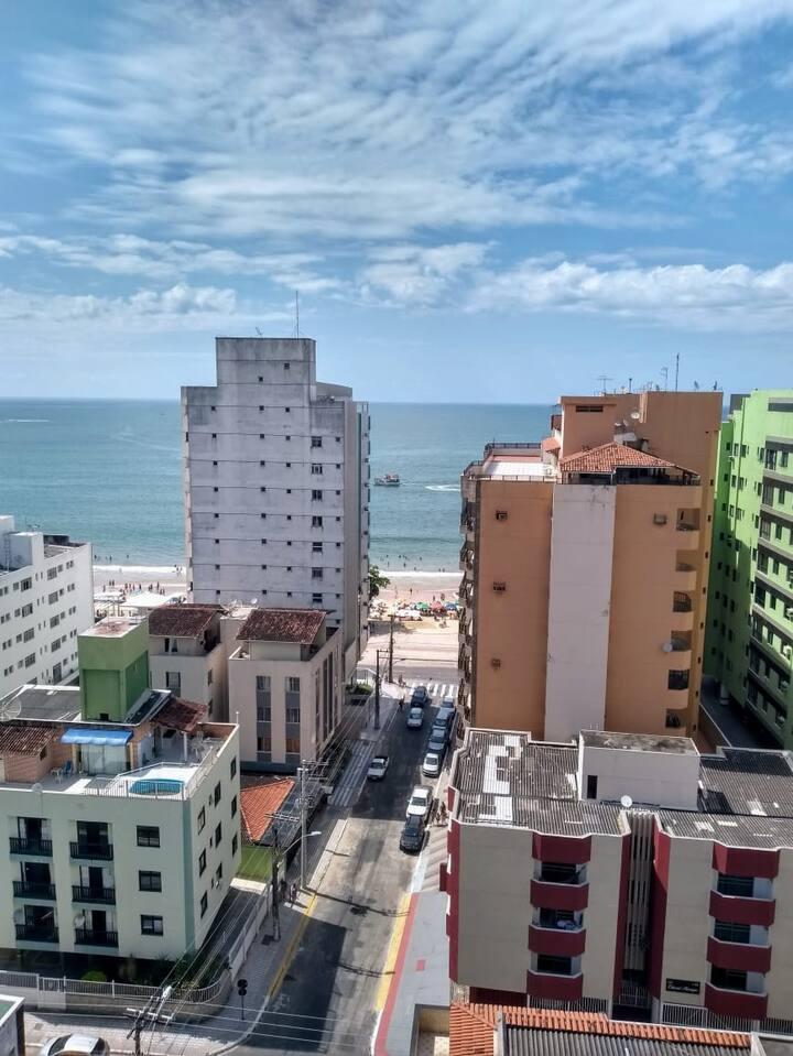 Apartamento na  Praia do Morro Guarapari