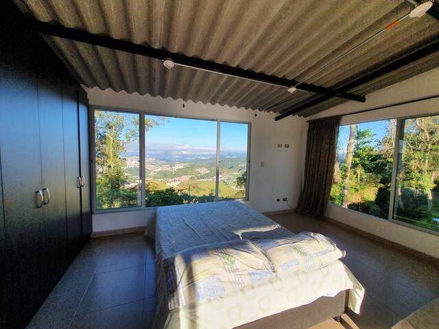Apartamento en las montañas cerro de oro