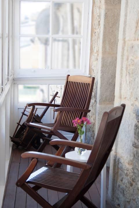 Casa de piedra uso exclusivo en Guitiriz – Galicia