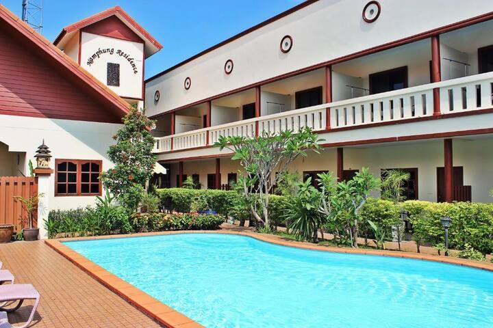 Amazing Duplex in Pool Residence