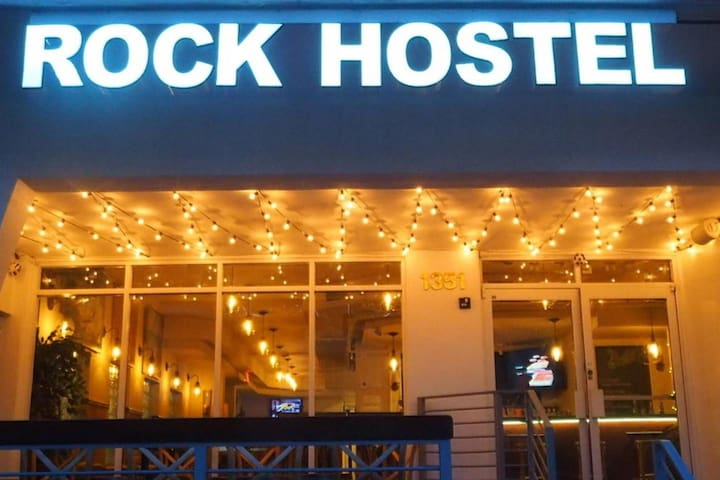 Rock Hostel (10 Bed Female Only Shared Dormitory)