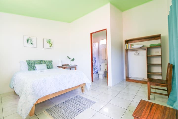 Room adjoined to Traditional Costa Rican Household