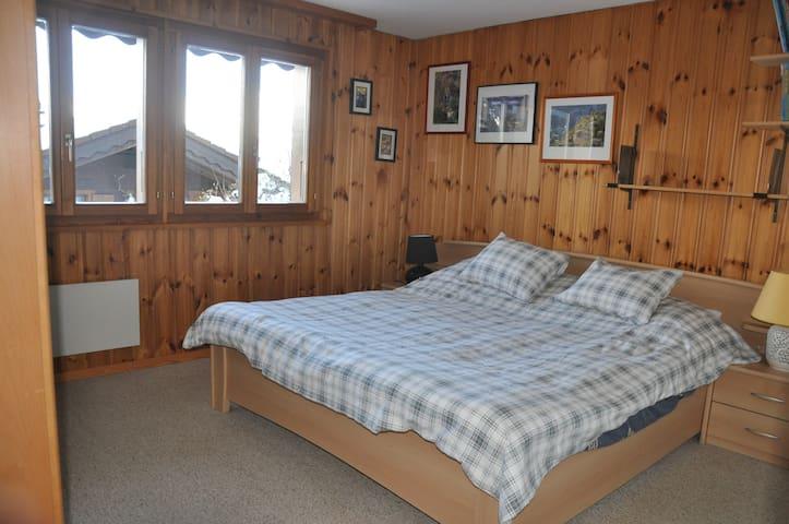 2ème chambre en bas Bedroom 2