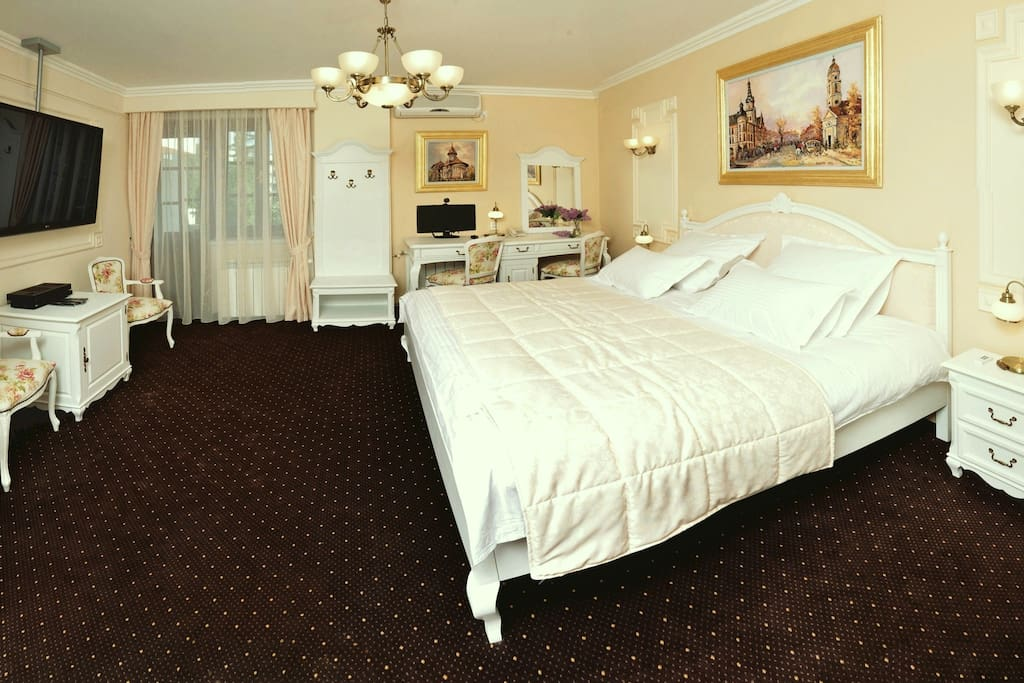 Our famous 5 star Supreme Room.