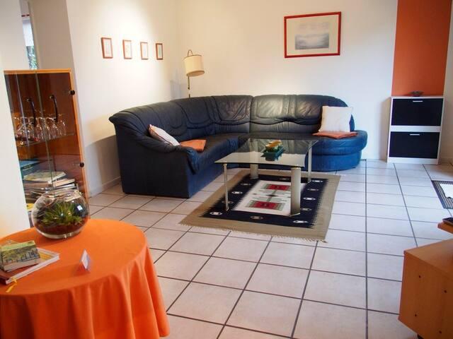 130 m² lichtdurchflutete Wohnung f. 2 - 4 Personen - Kürten - Appartement