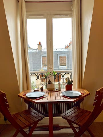Apartment at the heart of the Latin Quarter