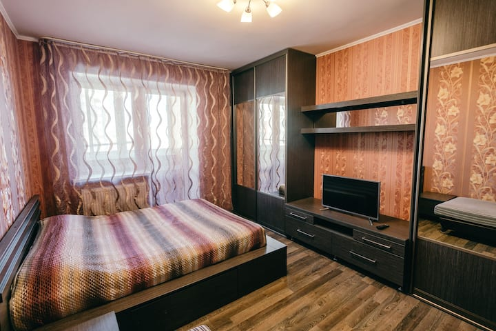 Светлая квартира для ценителей уюта и комфорта