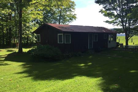Cozy Country Cabin 3 - North Collins - 小木屋