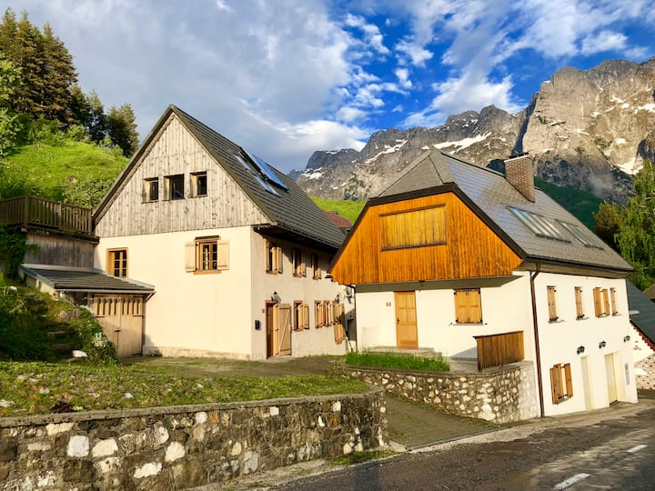 Bovec Area - Beautiful Mountain House