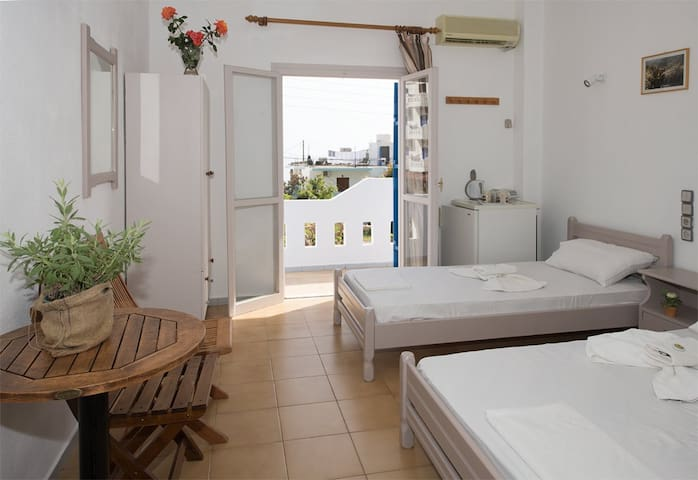 Charming studio in Agia Roumeli near Samaria Gorge