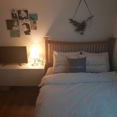 Near Changdong Station in a Comfortable House