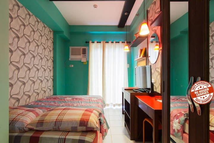 A)NEWStudio CamellaNorthpoint Davao - Davao City - Appartement en résidence