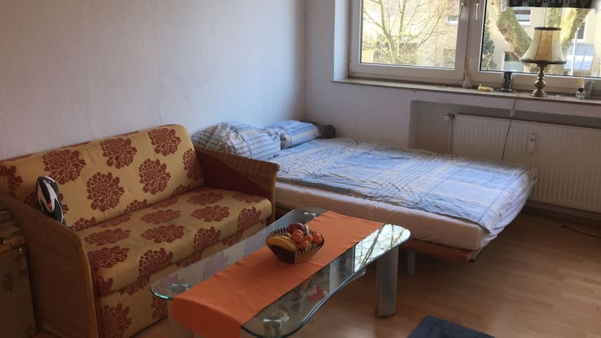 One room appartment, nähe Duisburg, Düsseldorf - Kamp-Lintfort - Lägenhet