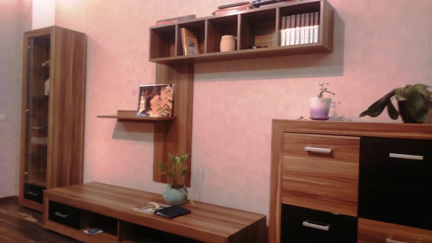 Отличная квартира в новом доме Cozy flat in Minsk - Минск - Apartamento