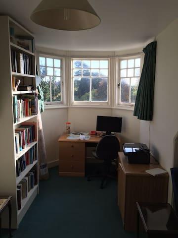 Garden View Room in Centre - Cambridge - Ház