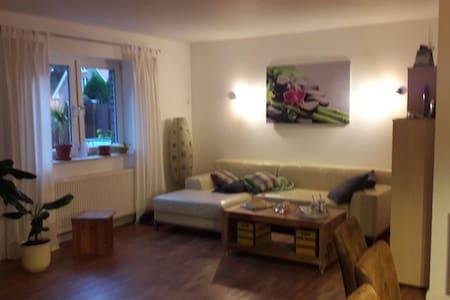 Gemütliches Zimmer im Grünen in Edewecht - Edewecht - House