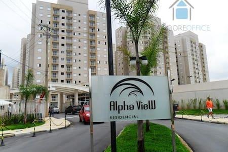 Quarto em Barueri próx Alphaville - 20h pm/7h am - Barueri - Квартира