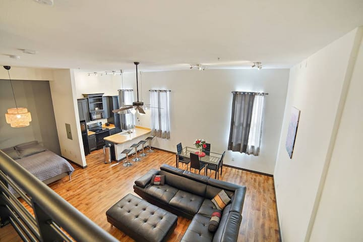 Loft Style Living in Downtown Tampa Unit #105
