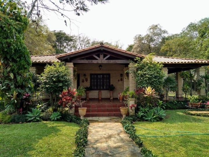 Villa de María