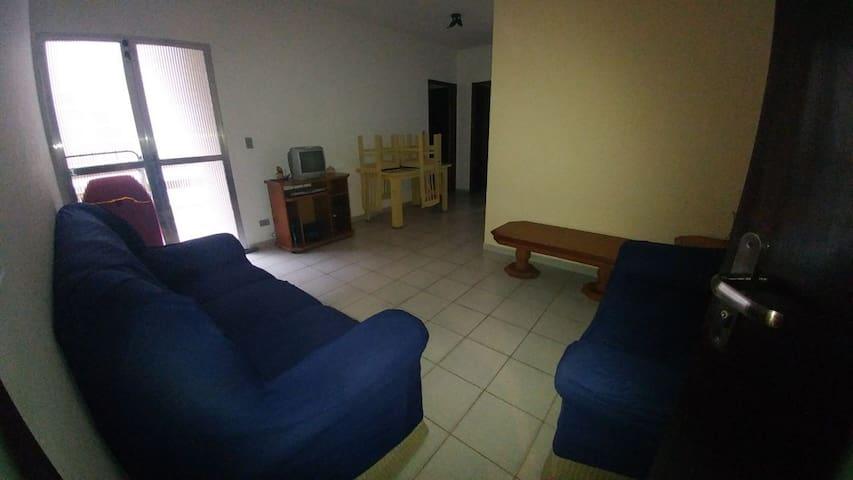 Charme em Maranduba - Ubatuba - Apart 2 quartos