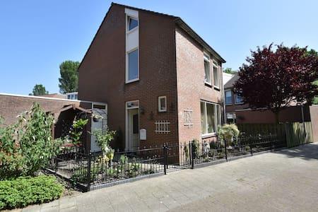 Gezellig vakantiehuis in Middelburg met moderne keuken