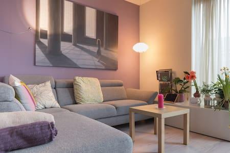 Clean quiet luxury family house,  2- 7 pers - Alphen aan Den Rijn - Rumah