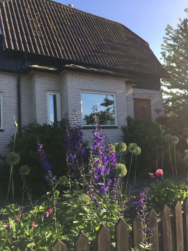 Centralt boende i Båstad