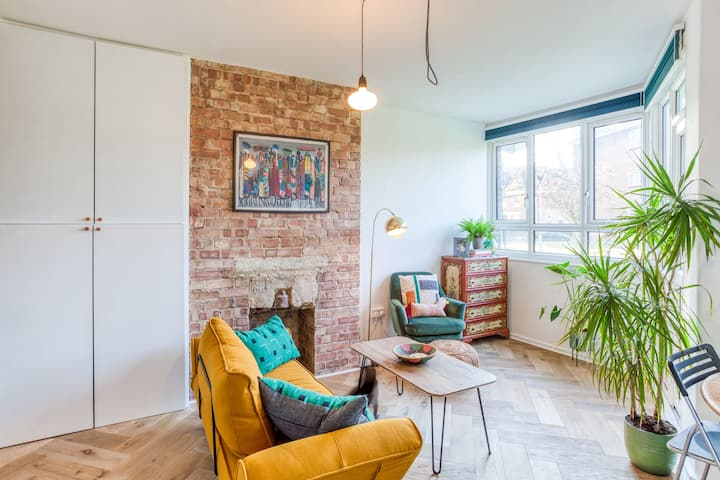★ Trendy Apt By Beautiful Clissold Park ★