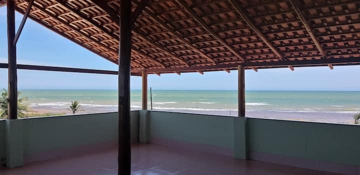 Casa Triplex c vista para o mar em Castelhanos ES
