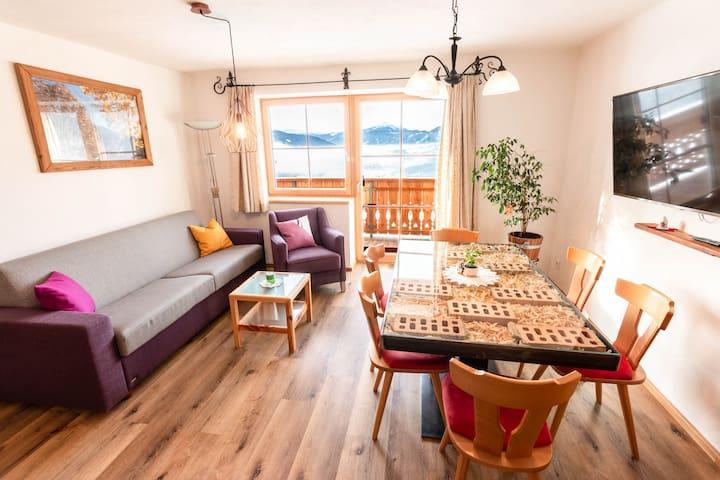 Appartement Talblick 4+2 Personen - Schlicknhof