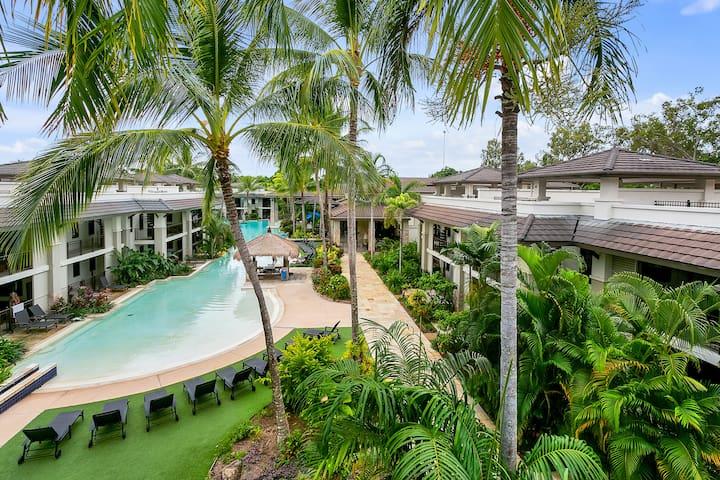Seascape Holidays at Sea Temple Spa Terrace Apt