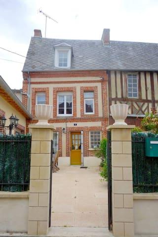 Maison de charme Normandes ,avec suites parentales