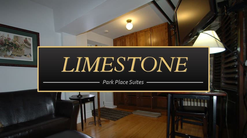 The Limestone Studio - Downtown Kingston - Kingston - Apartamento