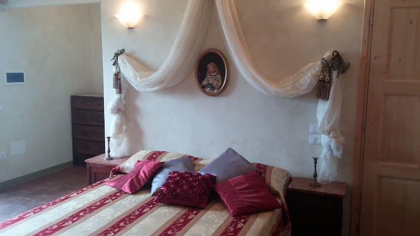 Ortensia, confortevole camera agriturismo toscano - Gavorrano - Diğer