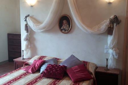 Ninfea, confortevole camera in agriturismo toscano - Gavorrano