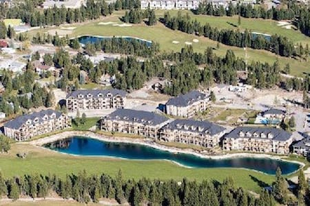 Bighorn Meadows Resort 1 bedroom - Radium Hot Springs