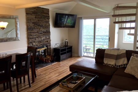 NEW LISTING!!  Amazing Views...Gatlinburg Summit - Gatlinburg - Appartement