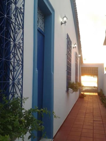 Charming colonial house Vila Azul Itaparica