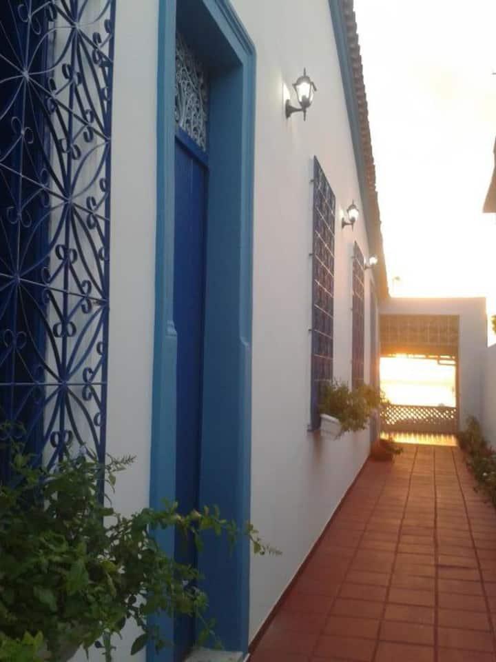 Kitchenette in Colonial House  Vila Azul Itaparica