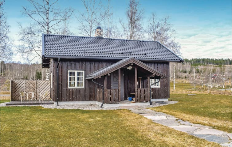 Holiday cottage with 1 bedroom on 80m² in Austmarka