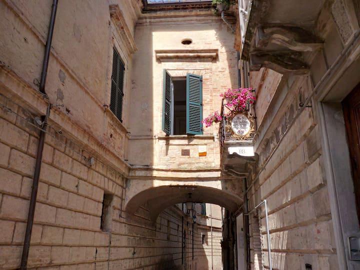 B&B e terrazza a Palazzo D'Agostino