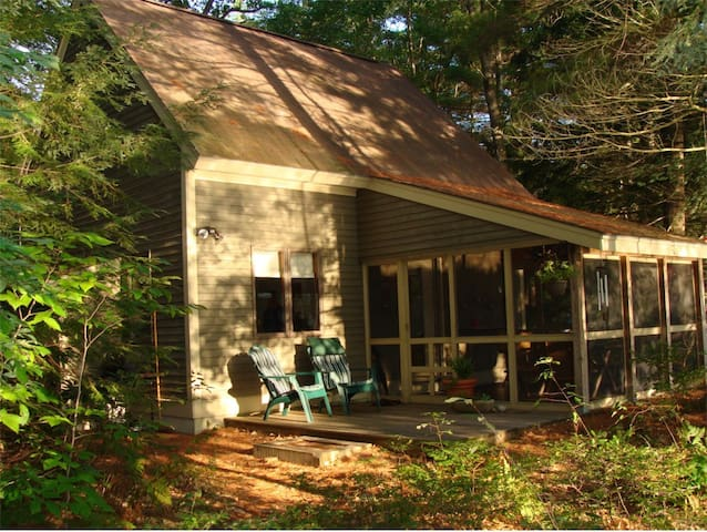 Stillwater Cottage - Waterfront - Squam NH