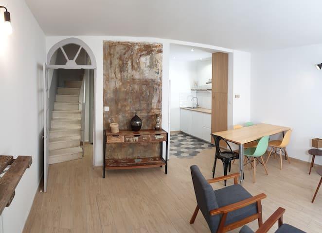 Maison Arlésienne atypique et confortable