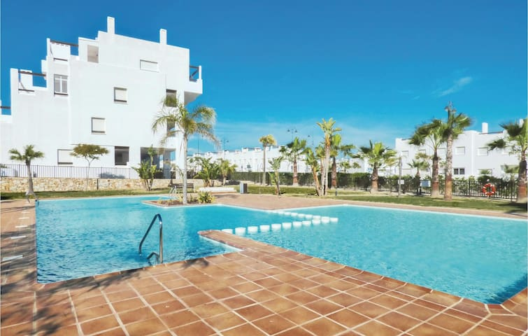 Holiday apartment with 2 bedrooms on 45m² in Alhama de Murcia